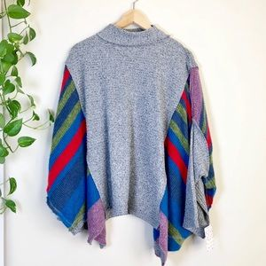 NWT We the Free Susie Swit Bell Sleeve Sweater